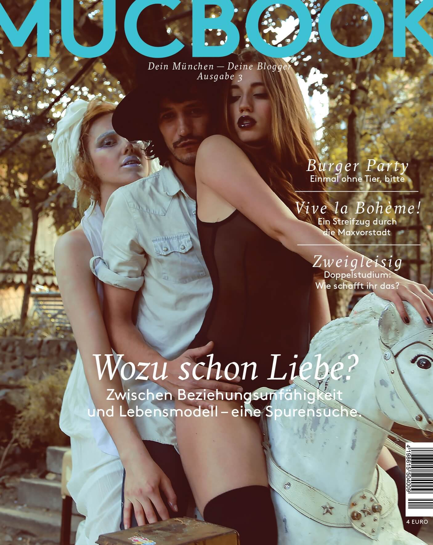 Mucbook cover - Interview mit Mashaal Omary